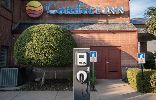 Außenansicht Comfort Inn Near Plano Medical Center