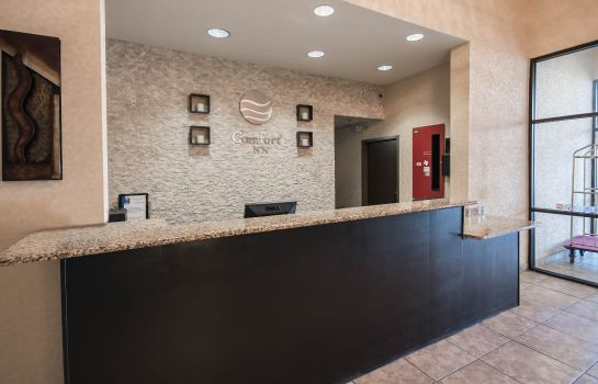 Hotelhalle Quality Inn West Plano - Dallas