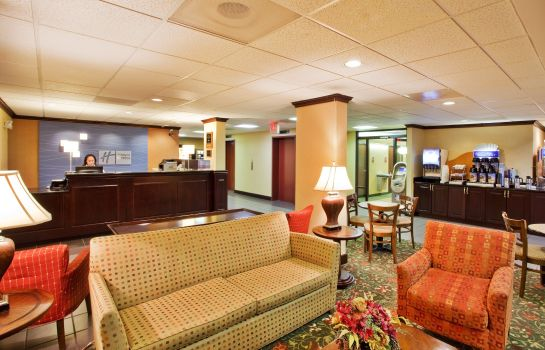 Hotelhalle Holiday Inn Express ATLANTA W (I-20) DOUGLASVILLE