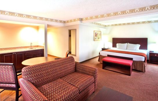 Suite Holiday Inn Express ATLANTA W (I-20) DOUGLASVILLE