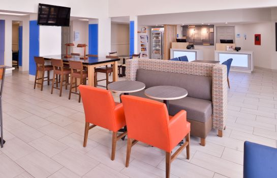 Hotelhalle Holiday Inn Express & Suites FARMINGTON (BLOOMFIELD)