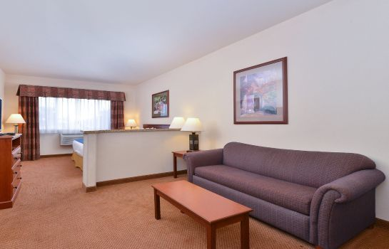 Camera Holiday Inn Express & Suites FARMINGTON (BLOOMFIELD)