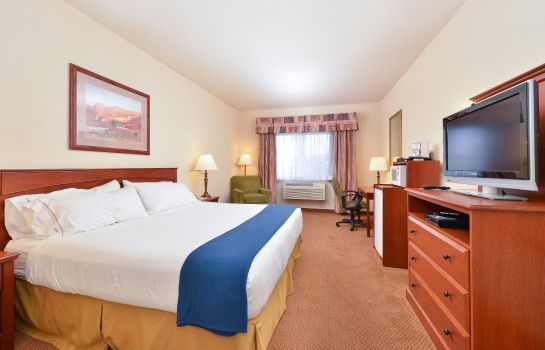 Zimmer Holiday Inn Express & Suites FARMINGTON (BLOOMFIELD)