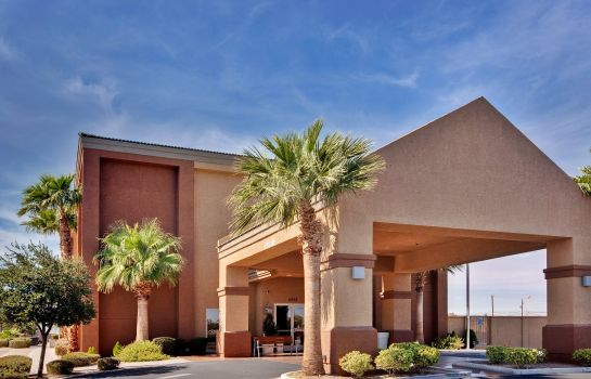 Exterior view Holiday Inn Express LAS VEGAS-NELLIS