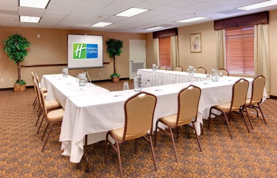 Conference room Holiday Inn Express LAS VEGAS-NELLIS