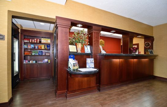 Hol hotelowy Best Western Plus Galleria Inn & Suites