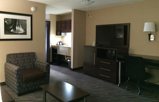 Suite Best Western Plus Galleria Inn & Suites