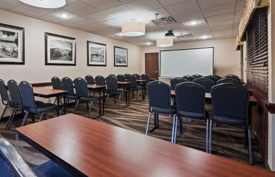 Sala konferencyjna Best Western Plus Galleria Inn & Suites
