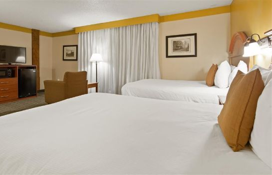 Room BEST WESTERN PLUS COMO PARK HO