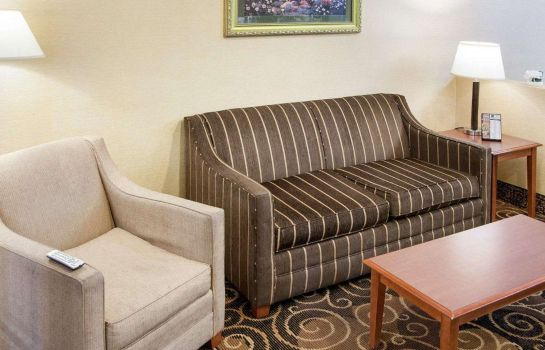 Hotelhalle Quality Inn and Suites Niles
