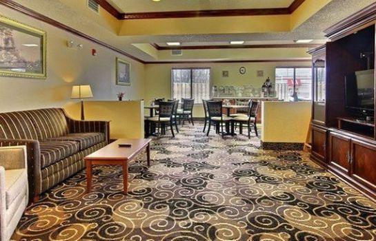 Hotelhalle Quality Inn & Suites Niles