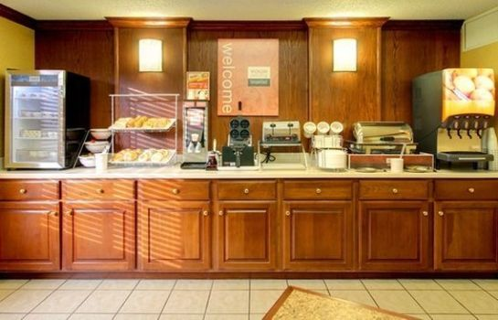Restaurant Quality Inn and Suites Niles
