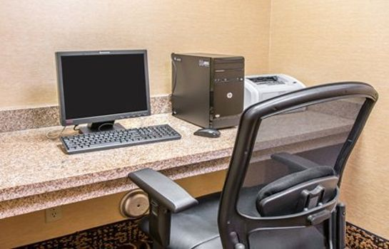 Info Quality Inn & Suites Niles