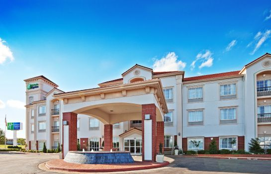 Außenansicht Holiday Inn Express & Suites OKLAHOMA CITY-PENN SQUARE