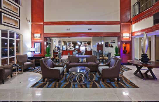 Hotelhalle Holiday Inn Express & Suites OKLAHOMA CITY-PENN SQUARE
