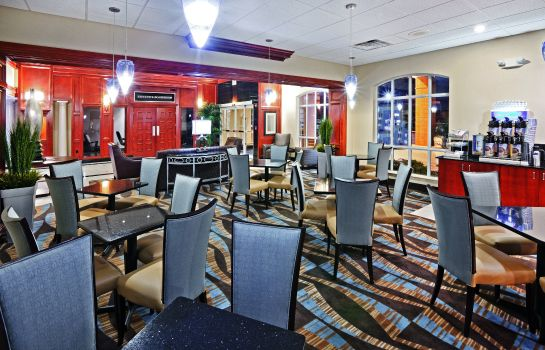 Restaurant Holiday Inn Express & Suites OKLAHOMA CITY-PENN SQUARE
