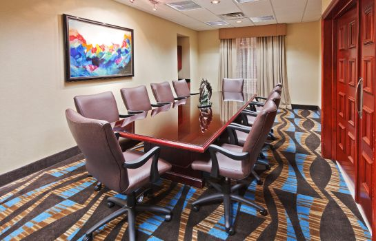 Tagungsraum Holiday Inn Express & Suites OKLAHOMA CITY-PENN SQUARE