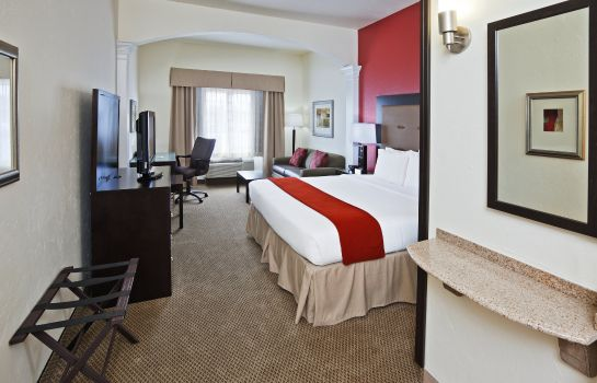 Zimmer Holiday Inn Express & Suites OKLAHOMA CITY-PENN SQUARE