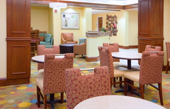 Hotelhalle Holiday Inn Express DURHAM