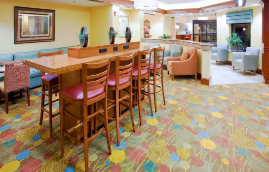 Restaurant Holiday Inn Express DURHAM