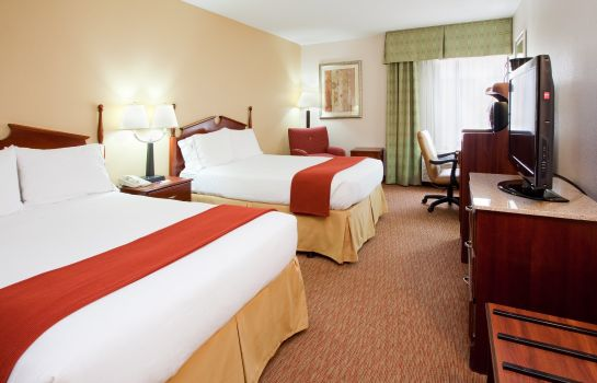 Zimmer Holiday Inn Express DURHAM