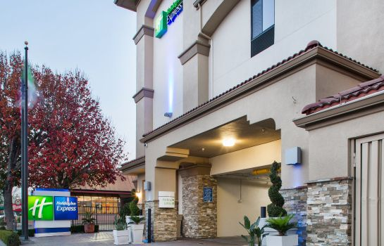 Vista esterna Holiday Inn Express REDWOOD CITY-CENTRAL