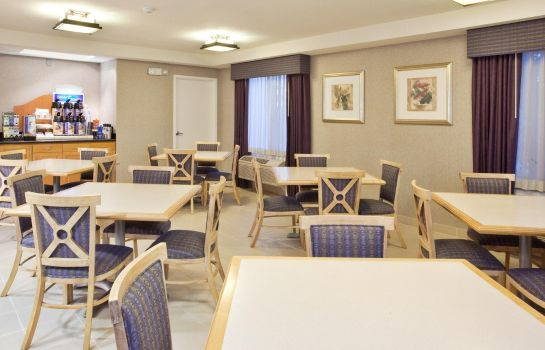 Restaurant Holiday Inn Express REDWOOD CITY-CENTRAL