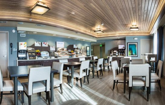 Ristorante Holiday Inn Express REDWOOD CITY-CENTRAL