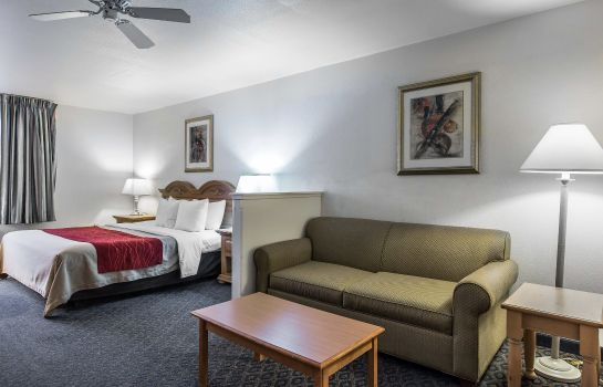Suite Comfort Inn & Suites Sequoia Kings Canyon