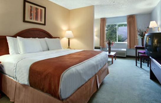 Zimmer DAYS INN & SUITES VANCOUVER