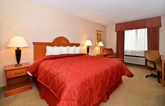 Kamers IL Holiday Inn Express WOODSTOCK