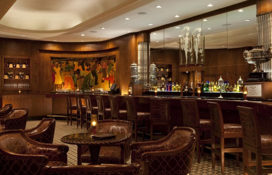 Hotelbar The Roosevelt New Orleans A Waldorf Astoria Hotel