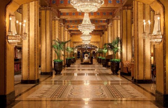 Hotelhal The Roosevelt New Orleans A Waldorf Astoria Hotel