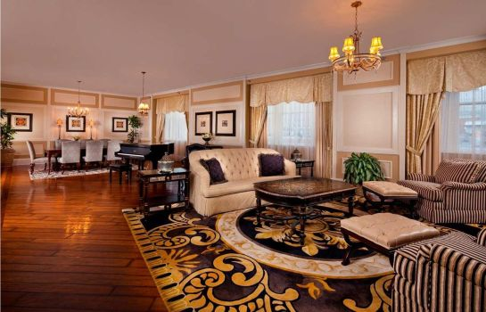 Suite The Roosevelt New Orleans A Waldorf Astoria Hotel