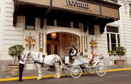 Info The Roosevelt New Orleans A Waldorf Astoria Hotel