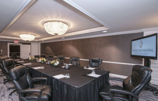 Conference room InterContinental Hotels KANSAS CITY AT THE PLAZA