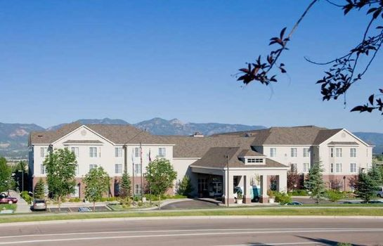 Vista esterna Homewood Suites by Hilton Colorado Springs-North