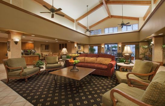 Hotelhalle Homewood Suites Austin-South