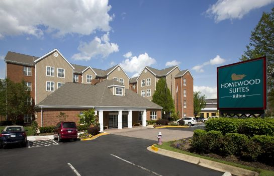 Vista esterna Homewood Suites by Hilton Alexandria-Pentagon South VA