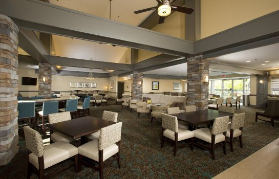 Hotelhalle Homewood Suites by Hilton Alexandria-Pentagon South VA