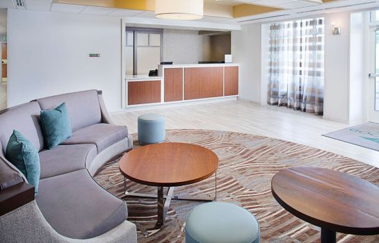 Hol hotelowy Homewood Suites by Hilton Colorado Springs-North