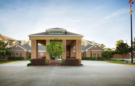 Vista esterna Homewood Suites by Hilton Houston-Willowbrook Mall