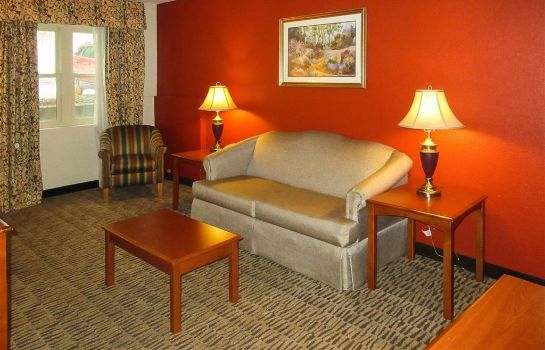 Zimmer Suburban Extended Stay Hotel Omaha