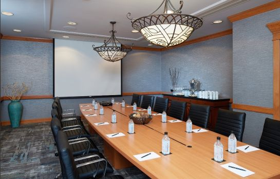 Conference room Hilton Anchorage