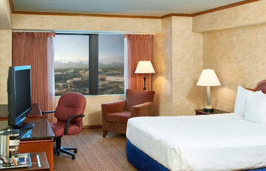 Kamers Hilton Anchorage