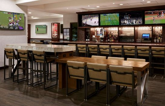 Hotel-Bar Hilton Chicago O*Hare Airport