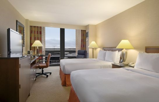 Room Hilton Chicago O*Hare Airport