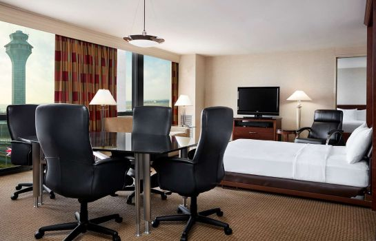 Kamers Hilton Chicago O*Hare Airport