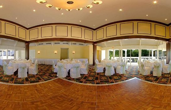 Salón de baile Gulfside Beach Resort
