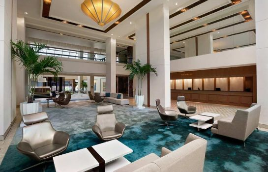 Hall Hilton Miami Airport